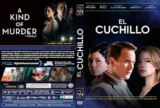 CARATULA EL CUCHILLO - A KIND OF MURDER - 2016