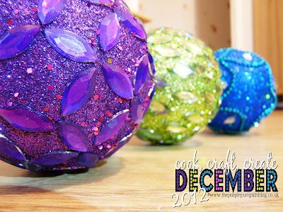 Cook, Craft, Create: December 2012