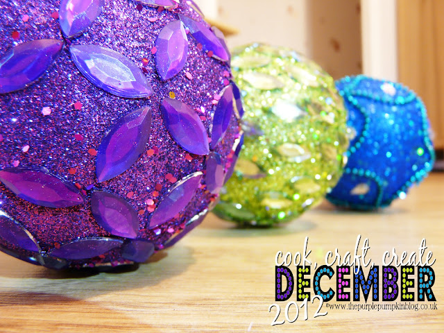 Cook, Craft, Create…December 2012! {Coming Soon}
