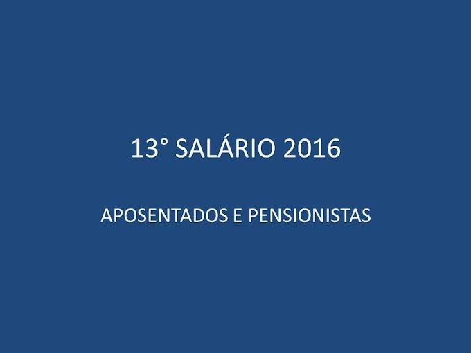 Governo Federal garante antecipação do 13º para aposentados e pensionistas em agosto