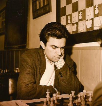 El ajedrecista Joaquín Hernández Soler