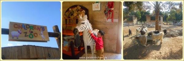 Al Ain Zoo - Children's Zoo