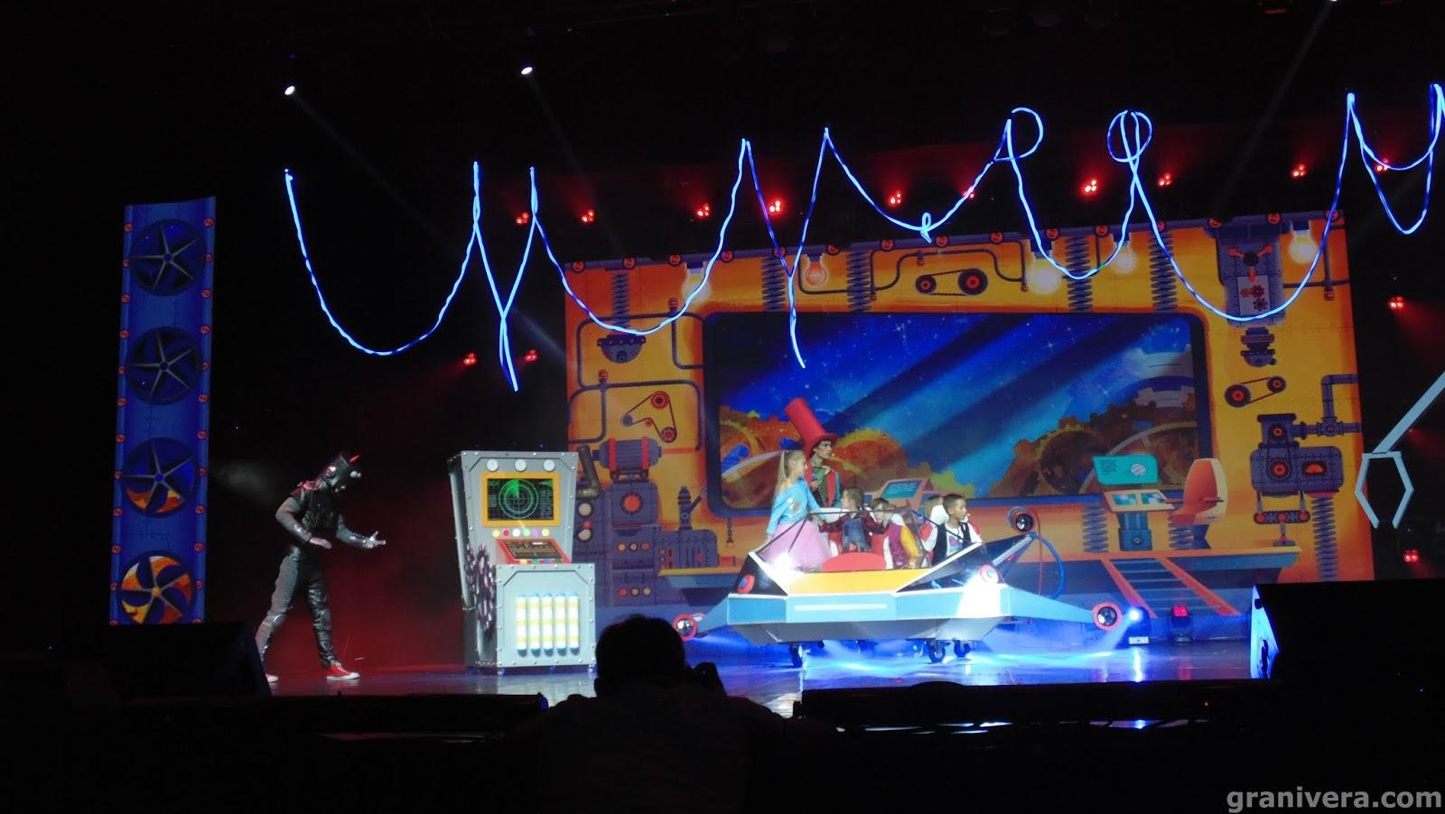 Kinder Niespodzianka - Zwierciadło Marzeń w Domu Muzyki I tańca w Zabrzu