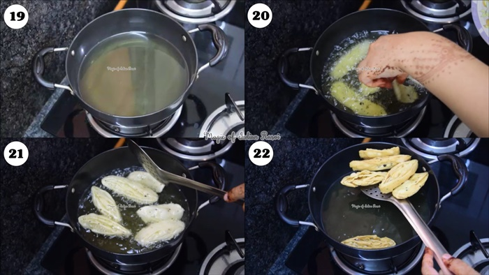 Layered Mathri - Diwali Special Recipe - परत वाली लच्छा मठरी रेसिपी - Priya R - Magic of Indian Rasoi