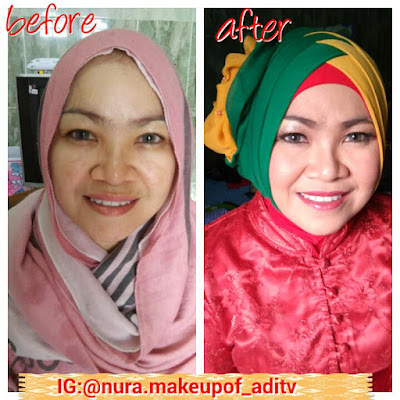 make up kondangan