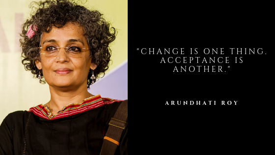 Arundhati Roy Quotes | Best Inspirational and Motivational Quotes on Sepher Quotes