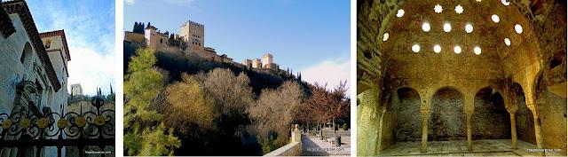 Atrações grátis em Granada: Carrera del Darro