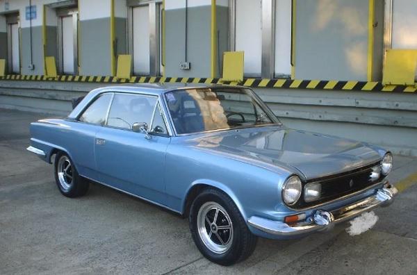 Ficha Técnica Renault Torino TSX (1976)