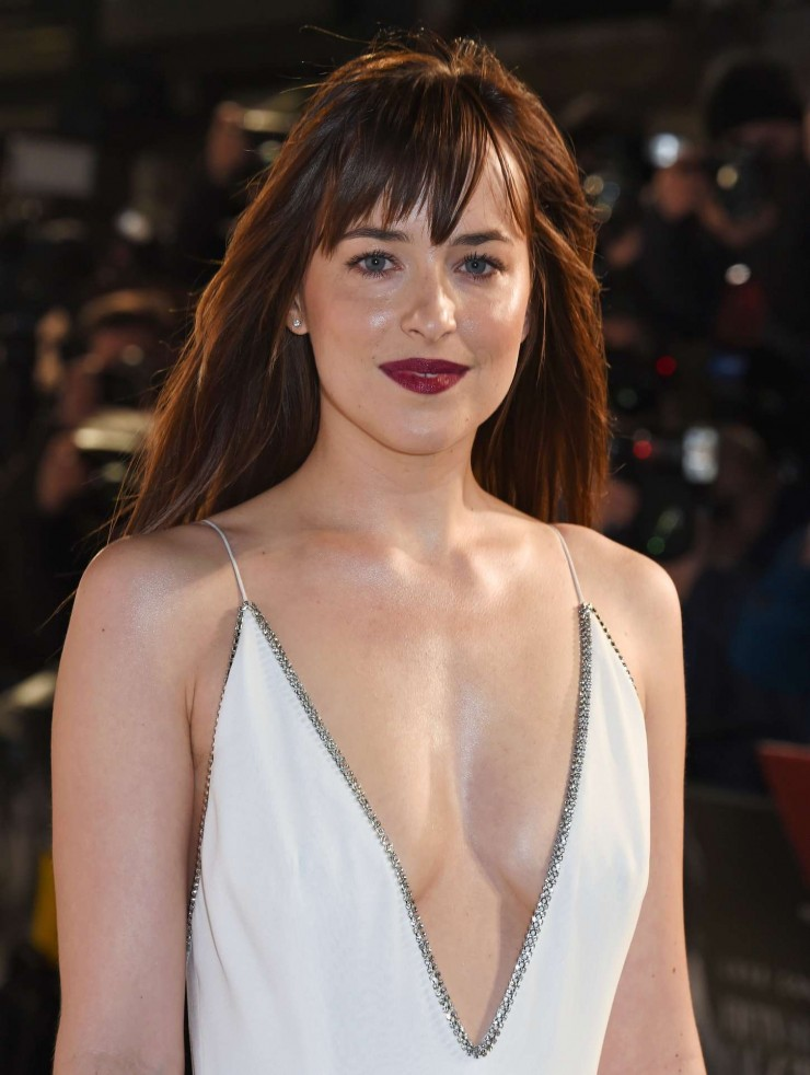 Actress Dakota Johnson Photos