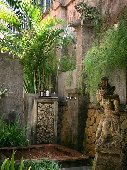 Dishfunctional Designs Amazing Outdoor Baths And Diy
