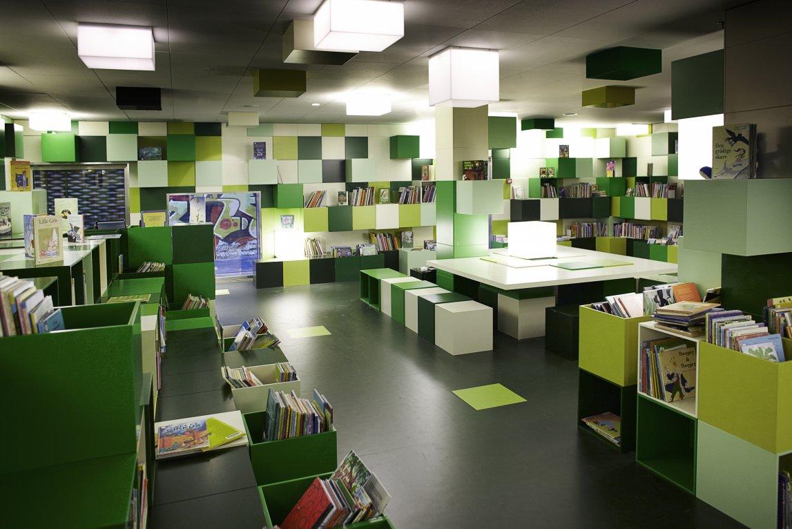Imagine These Library Interior Design Copenhagen