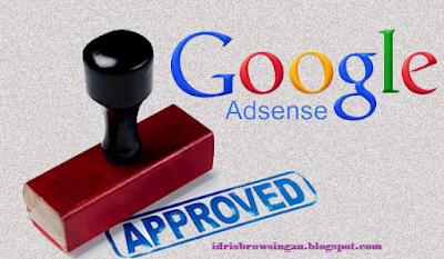 Tips Agar Blog Diterima Google Adsense