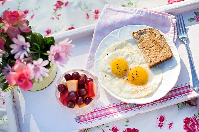 The golden rule of breakfast that always keeps you fit