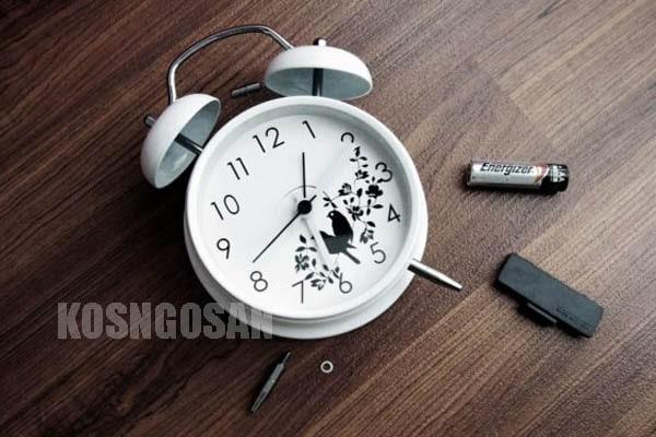 alarm hp