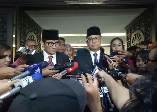 Walah...!!! DPRD DKI Minta Warga Bersatu Bantu Anies-Sandi Bereskan Masalah Jakarta