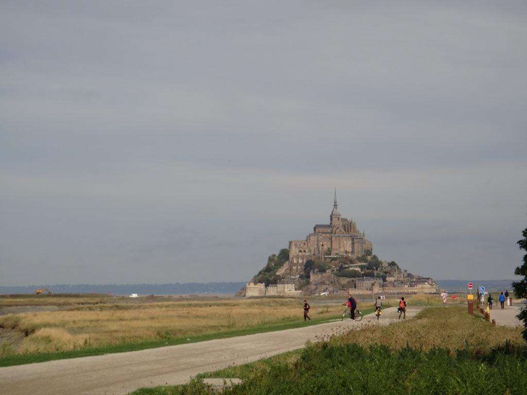 Mont Saint-Michel na França