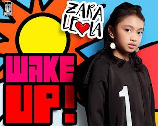 Zara Leola Rilis 'Wake Up'