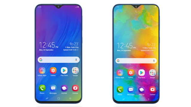 Samsung Galaxy M10 and Galaxy M20 : compare?