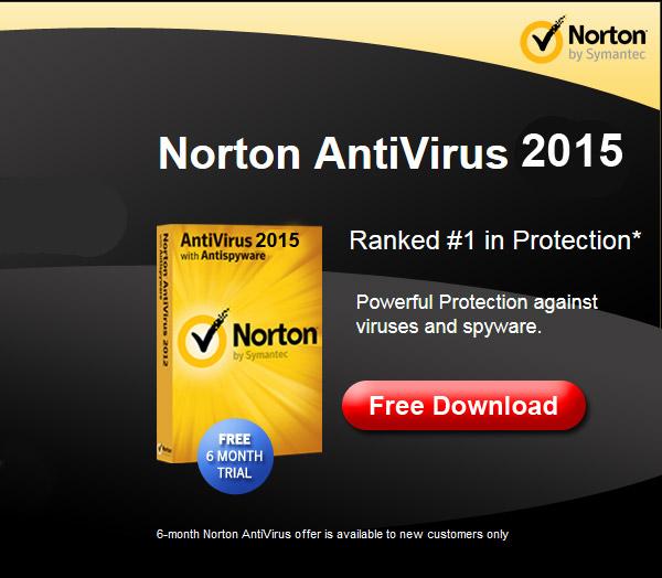 get norton antivirus key free