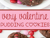 VERY VALENTINE PUDDING COOKIES