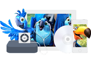 DVD Ripper software for Mac computer.