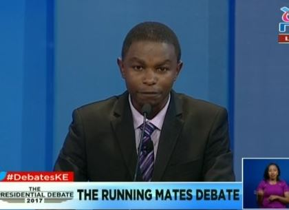 Only One Candidate Out Of Six Showed Up For Election Debate On TV In Kenya