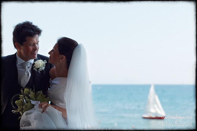 foto matrimonio Marina di Varazze
