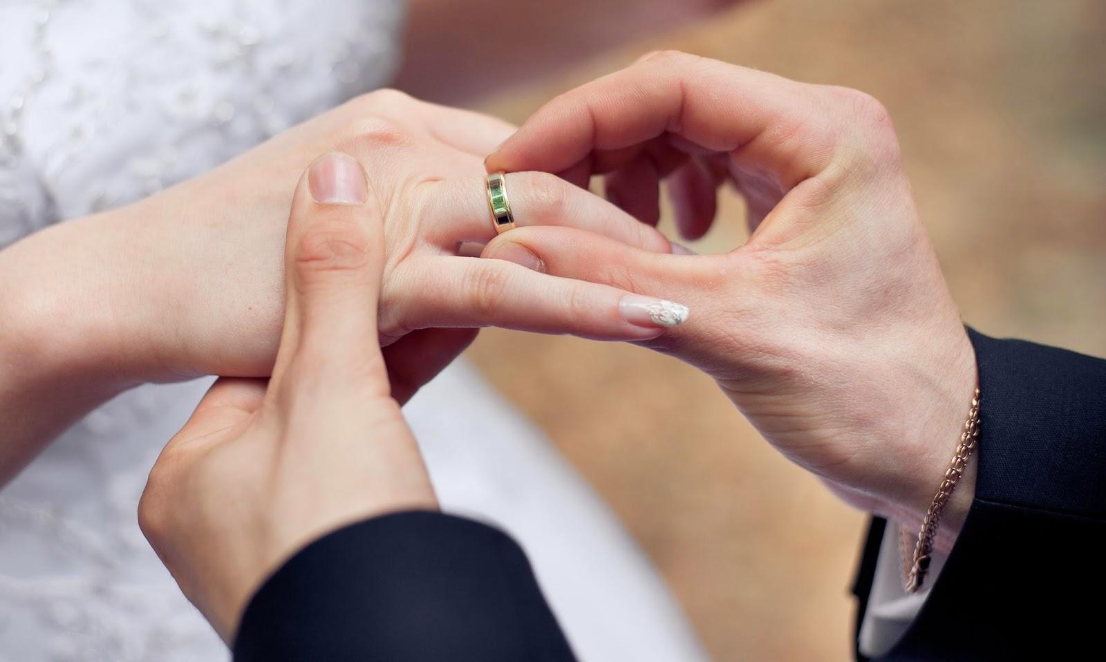 Twende Harusini: Wedding Ring Ceremony Vows