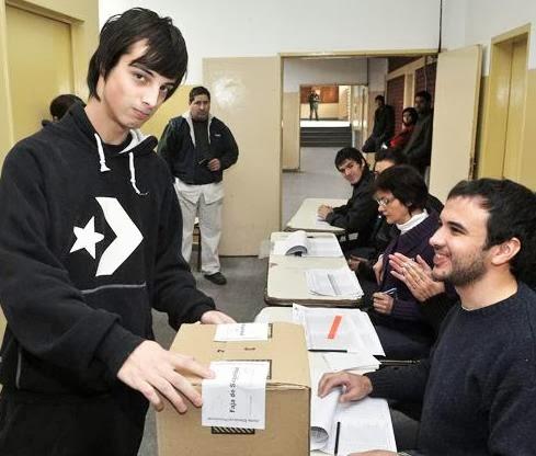 Voto joven en San Isidro: tres adolescentes cuentan su experiencia