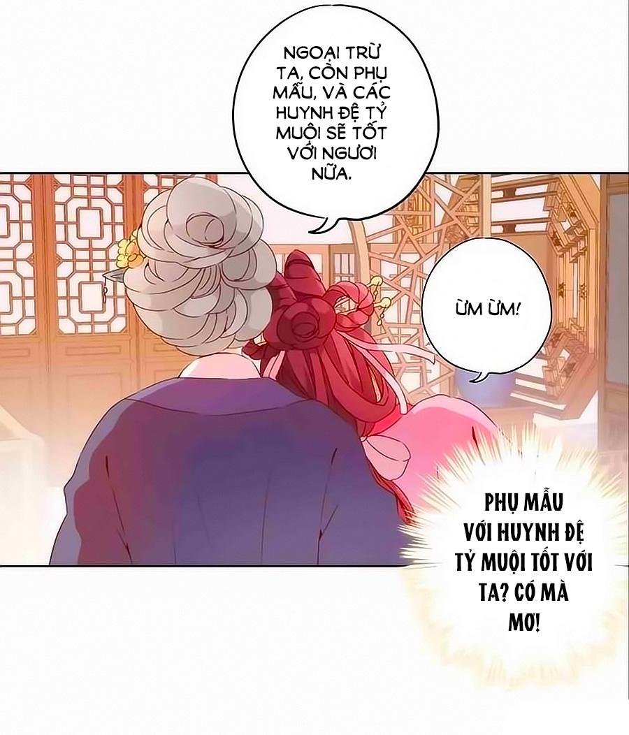 Hoàng Hậu Nương Nương Đích Năm Xu Đặc Hiệu - Chap 36