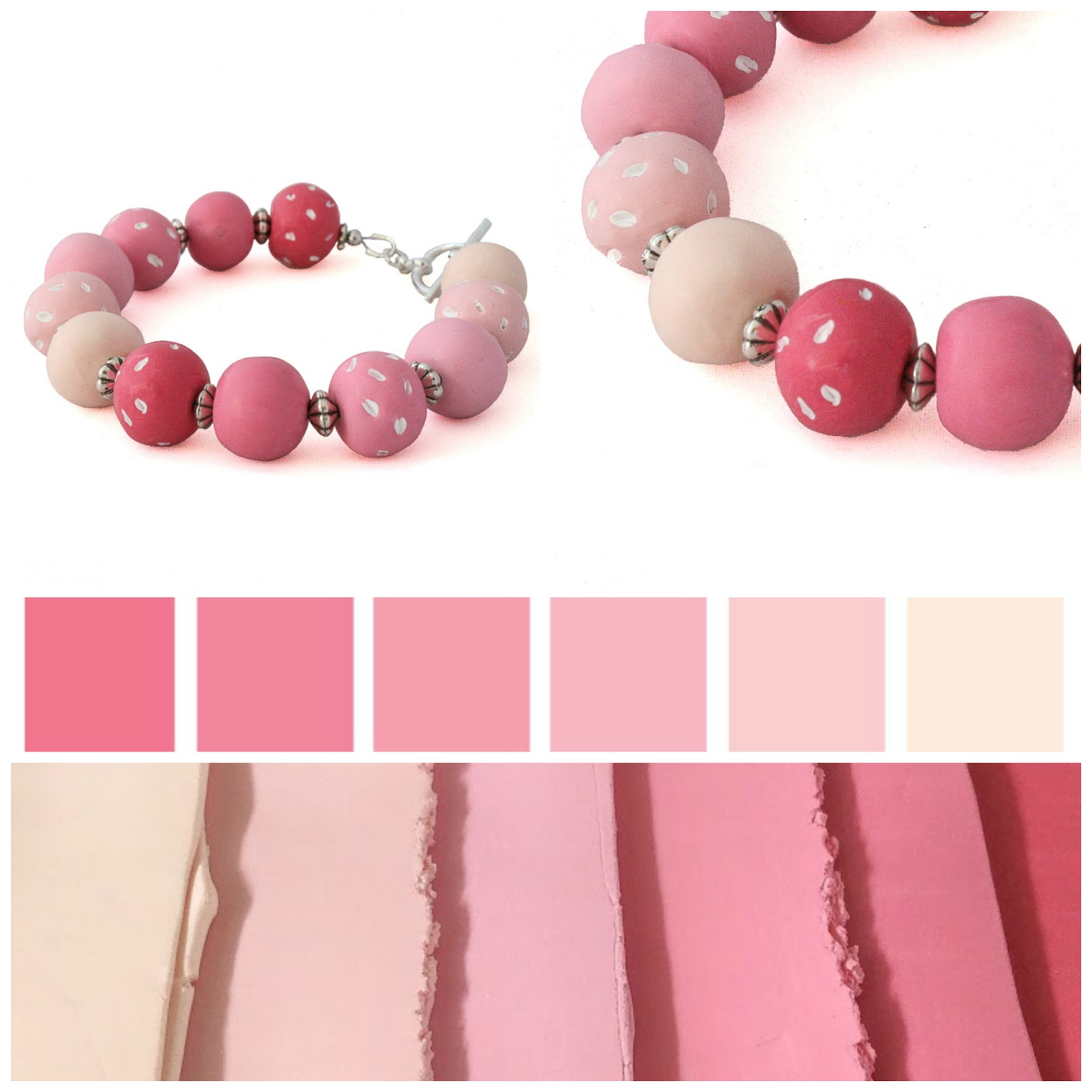 Our lovers pink bracelet - 3 part 4