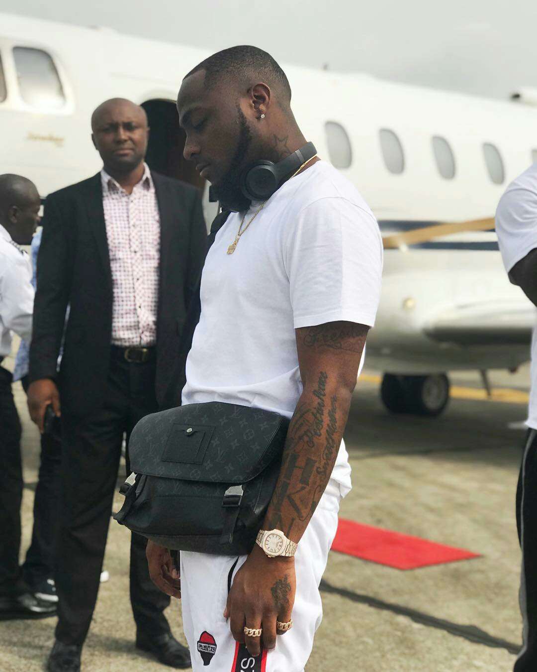 Davido Out Of The Country For 30BillionGang Tour