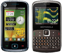 Motorola EX115 and EX128 Dual SIM phones hitting Europe in Oct