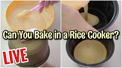 Can You Bake in a Rice Cooker?