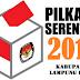 Real Count Pilkada dari KPU Lampung Barat