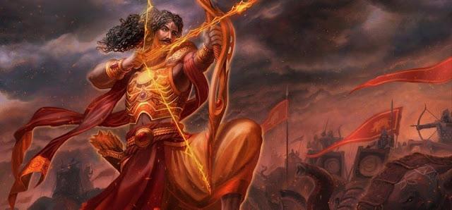 Karn in mahabharat