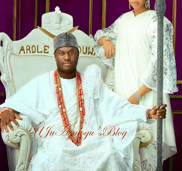 """I go to the mosque to pray, I attend church services. Yes I am a traditionalist as well."" – Ooni Of Ife Reveals"