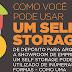 Como você pode usar um Self Storage?