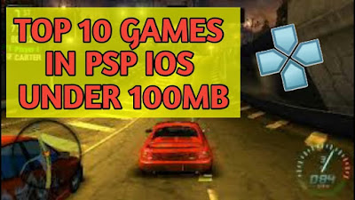 Top 10 best ppsspp (PSP) games in 2019 under 500MB