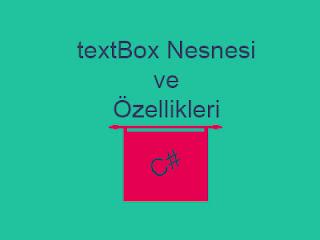 textbox olayları