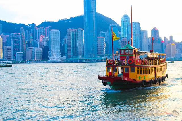 Watertours Victoria Harbour Cruise in Hong Kong