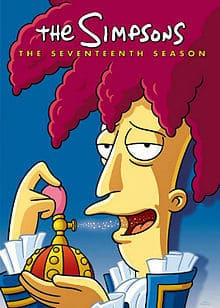 Os Simpsons - 17ª Temporada Desenhos Torrent Download capa