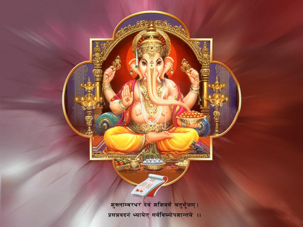 Desktop Wallpaper Stylish Girl Ganeshji And Shivji Mahima Hd Wallpaper Live Pictures