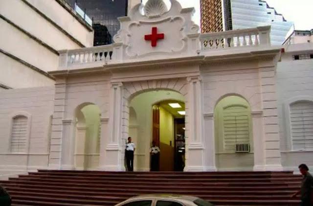 Cruz Roja prevé distribuir ayuda humanitaria en 12 hospitales de la red pública
