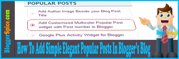Elegant Style Popular posts