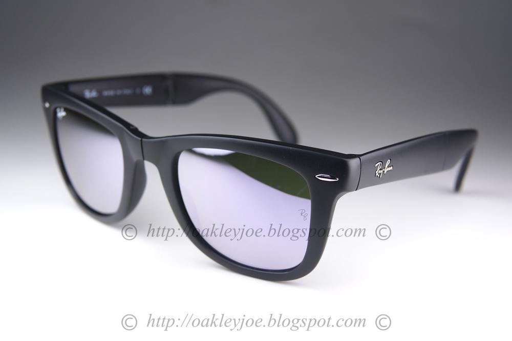02b6f6906948 B l Ray Ban Wayfarer Folding Black W0670 Sunglasses