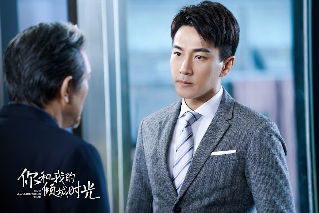 Hawick Lau Jin Han's brother Our Glamorous Time
