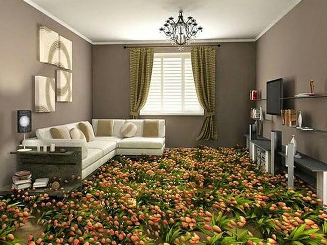 id es d co osez les rev tements de sol cr atifs en 3d. Black Bedroom Furniture Sets. Home Design Ideas