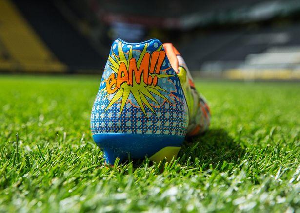 Bounce Bad luck Antagonist  Puma's Pop Art Boots | FOOTY FAIR