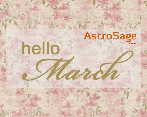 Welcome a new month of this year i.e. March 2015 horoscope predictions.